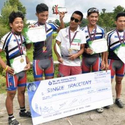Single Track wins TAAN Eco-Challenge