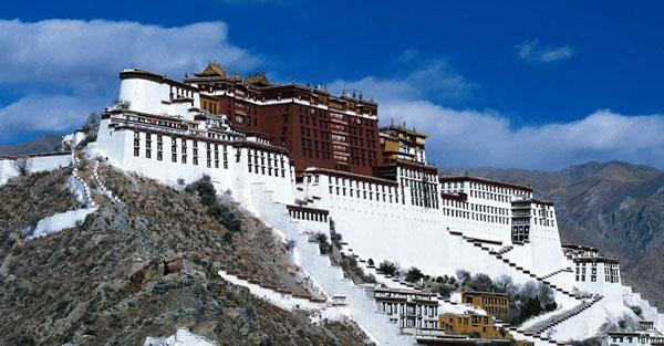 Explore Tibet, Tibet Tour, Potala Palace