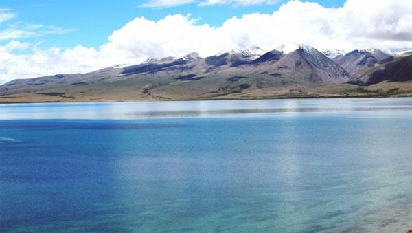 Kailash Mansarover Lake : Tirthpuri Trek