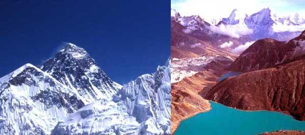 Everest Three Col Trekking