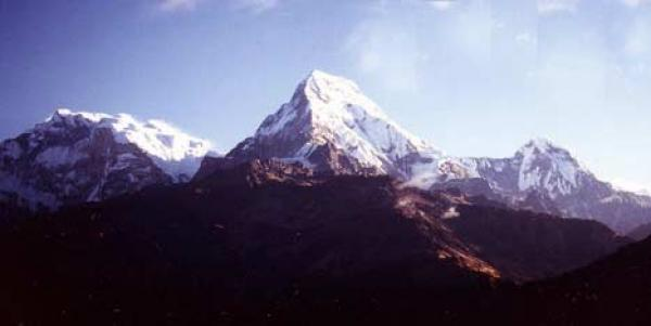 Grand Tour Annapurna